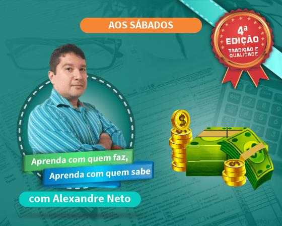 Curso Prático de Faturamento com Alexandre Neto