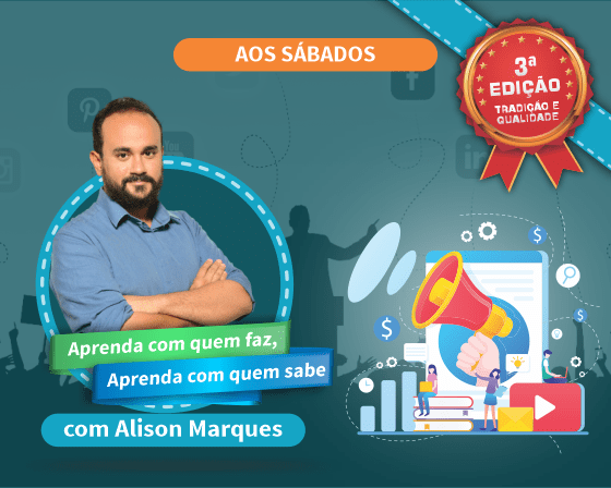 Curso Marketing Político Digital com Alison Marques