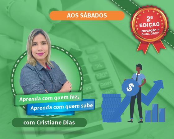 Curso Analista Contábil com Cristiane Dias