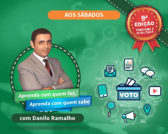 Curso Marketing Político e Eleitoral com Danilo Ramalho