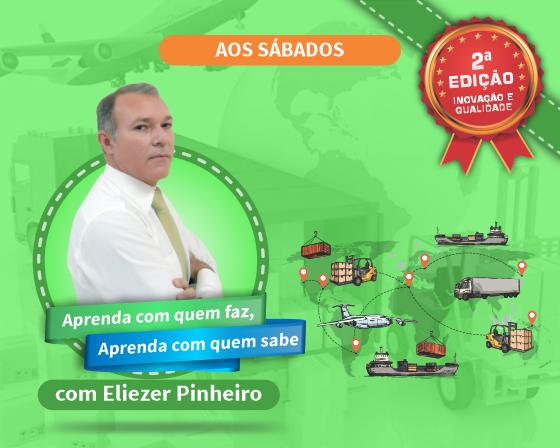 Curso Analista de Logística com Eliezer Pinheiro