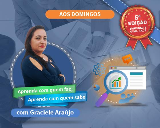 Curso Formação de Auditores Internos da Qualidade com Graciele Araújo
