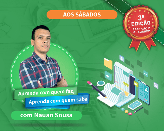 Curso de Inbound Marketing com Nauan Sousa