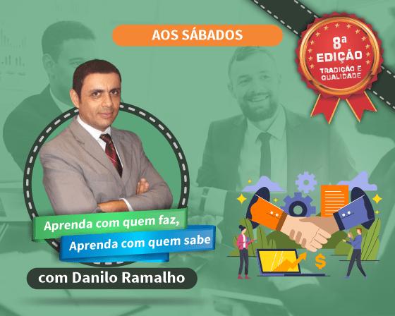 Curso Técnicas e Estratégias em Negociação com Danilo Ramalho