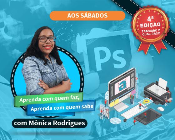 Curso Prático de Photoshop com Mônica Rodrigues