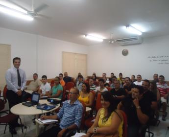 Turma do Curso Prático de Licitações Fevereiro de 2015