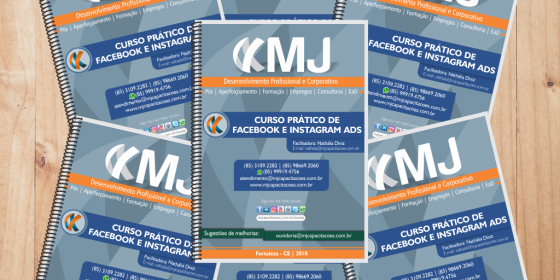 Apostila do Curso Prático de Facebook e Instagram Ads