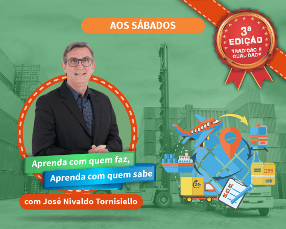 Curso Planejamento e Gestão da Logística com José Nivaldo Tornisiello