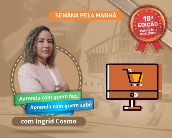 Curso Gestão de Compras e Suprimentos com Ingrid Cosmo